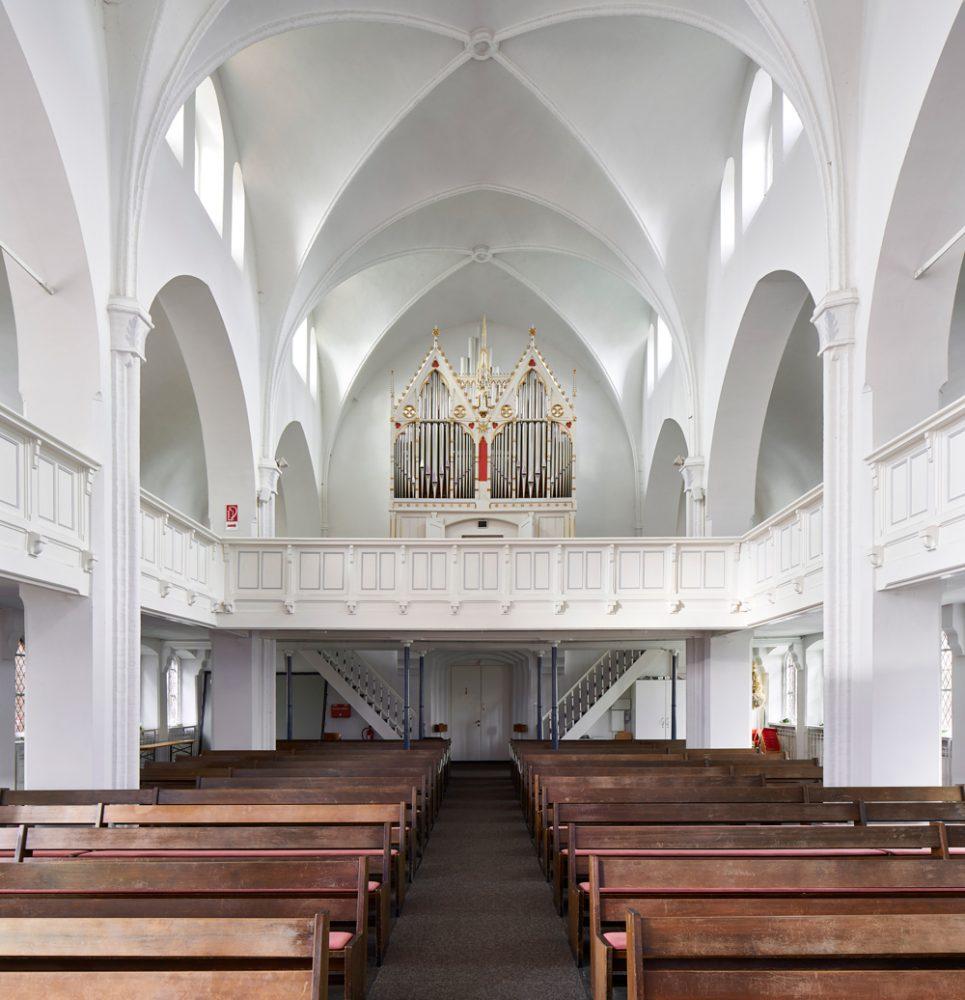 Finkenwerder Kirche