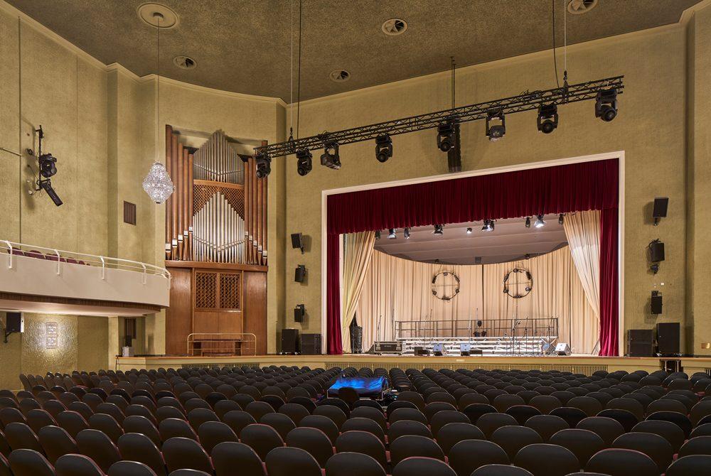 Friedrich-Ebert-Halle : Orgelstadt Hamburg