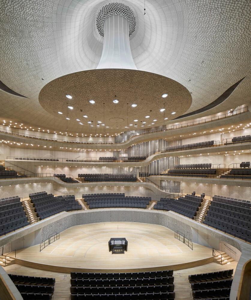 Elbphilharmonie Orgelstadt Hamburg