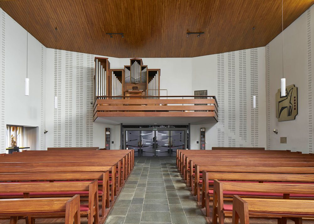 Ansgar Kirche Hamburg