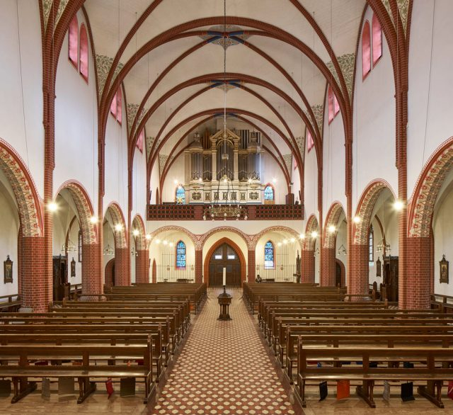Bonifatius Kirche Hamburg