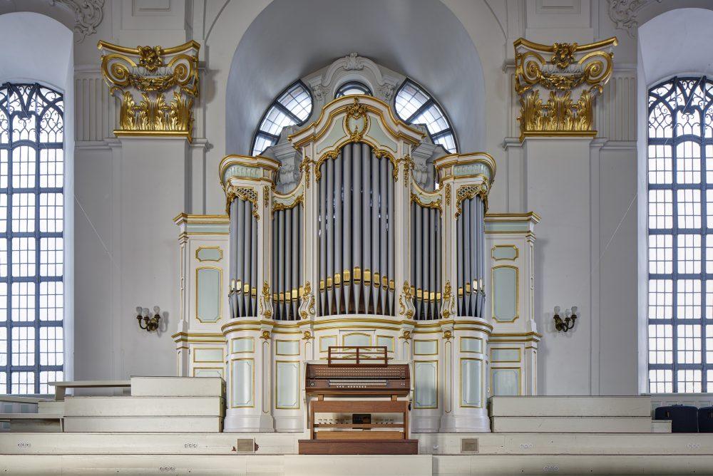 Orgelstadt Hamburg